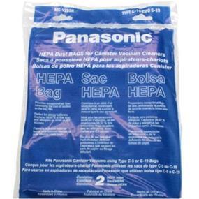 Panasonic C-19 Bag fits MCCG983 & MCCG985 (2 bags per package)