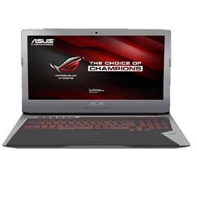 "ASUS ROG G752VS-XB72K Gaming Notebook | 17.3"" FHD (1920x1080) Intel Core i7-6820HK2.70GHz) 32GB Overclocked DDR4 2400MHz, 256 GB NVMe PCIeG3x4 SSD (4x speed of Sata SSD) + 1TB (7200 RPM) | NVIDIA GTX 1070 8G GDDR5 DL DVD¡ÀRW/CD-RW BT4.0 Windows 10 Pro(64 bit)"
