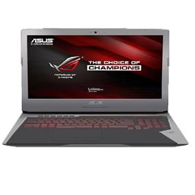 "ASUS ROG G752VS-XB78K Gaming Notebook | 17.3"" FHD (1920x1080) Intel Core i7-6820HK2.70GHz) 64GB Overclocked DDR4 2400MHz, 512 GB NVMe PCIeG3x4 SSD (4x speed of Sata SSD) + 1TB (7200 RPM) | NVIDIA GTX 1070 8G GDDR5 DL DVD¡ÀRW/CD-RW BT4.0 Windows 10 Pro(64 bit)"