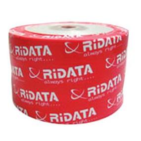 RiDATA CD-R 52X 80 min 700MB Shrink Wrap 50 Packs (R80JS52-RD50)