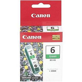 Canon BCI-6G Green Color Ink Tank (9473A003)
