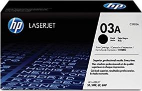 HP 03A (C3903A) Black Original LaserJet Toner Cartridge