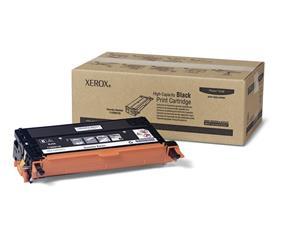 Xerox 113R00726 Black High Capacity Toner Cartridge for Phaser 6180