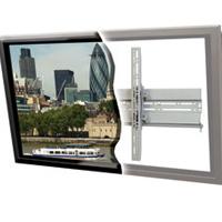 B-Tech Large Mount (BT8432) | Universal LCD/Plasma Mount | Up to 150lbs | EZ Tilt (Black)