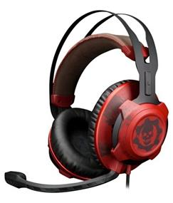 Kingston HyperX Cloud Revolver - Gears of War Limited Edition - Gaming Headset (HX-HSCRXGW-RD)