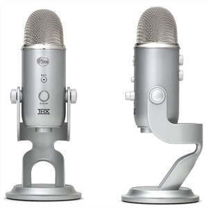 Blue Yeti Microphone (Silver)   Canada Computers & Electronics