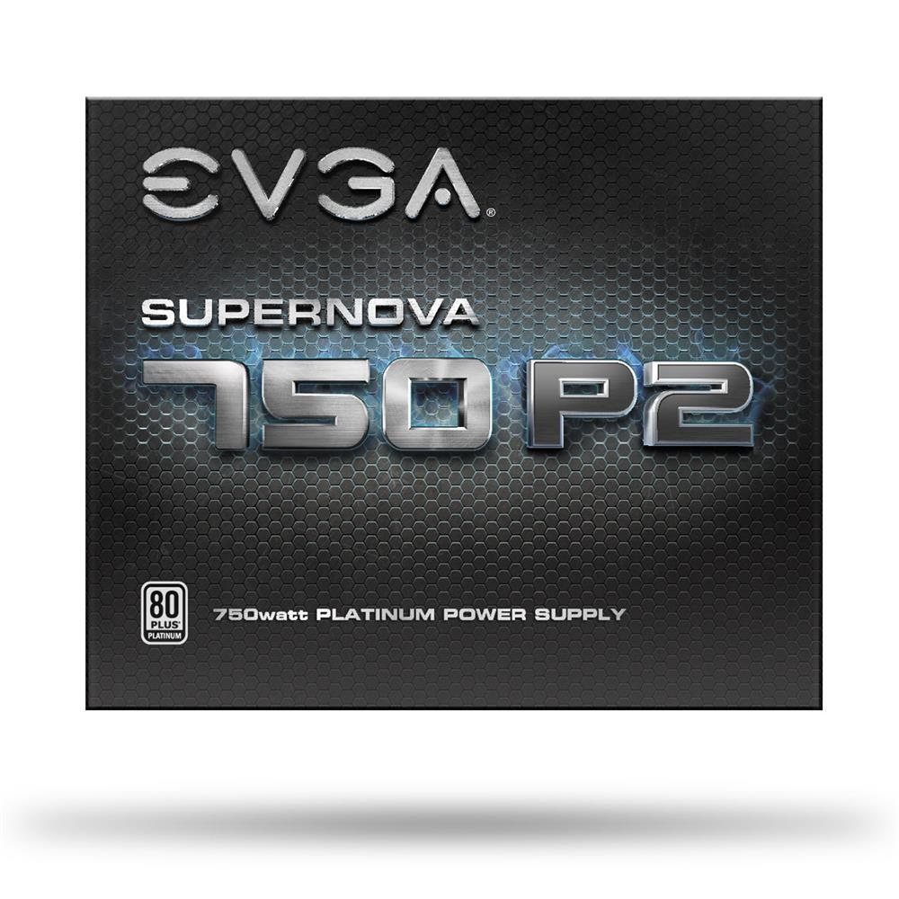 EVGA SuperNOVA 750 P2 80Plus Platinum Full Modular Power Supply