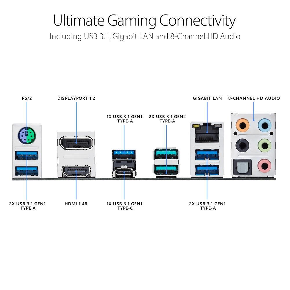 ASUS PRIME X470-PRO Socket AM4 Motherboard | Canada