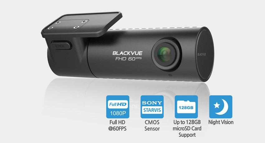 BlackVue DR590-1CH 1080P Full High Definition Single Channel