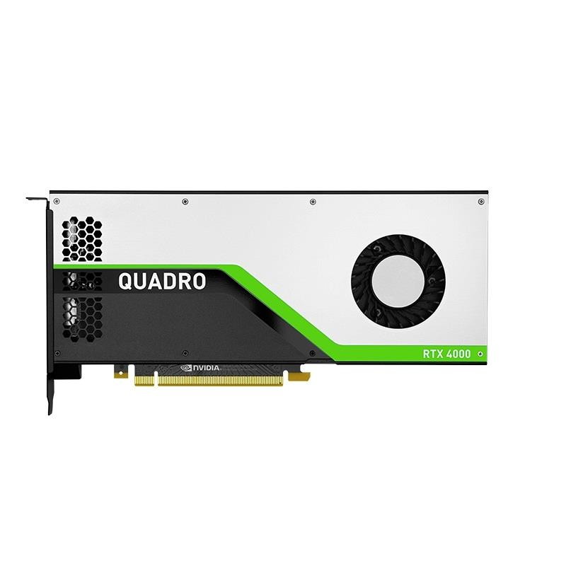 PNY nVidia Quadro RTX 4000 GPU-Server / WorkStation Graphics