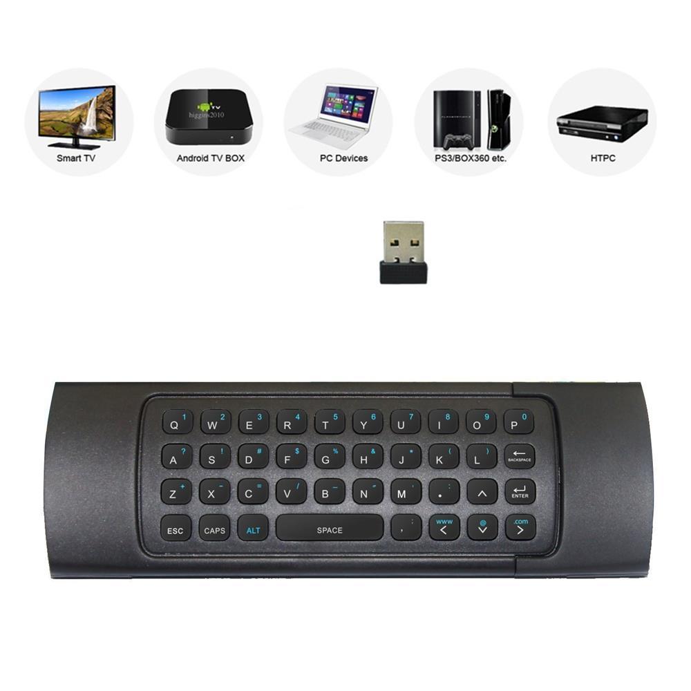 Rii MX3 Mini Wireless Keyboard & Remote Control   Canada Computers