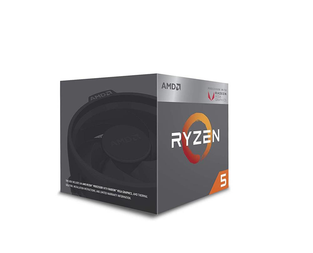AMD Ryzen 5 2400G 4-Core/8-Thread Processor | Canada Computers