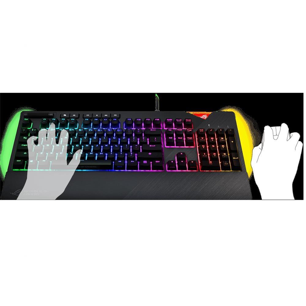 ASUS ROG STRIX FLARE Mechanical gaming keyboard | Canada
