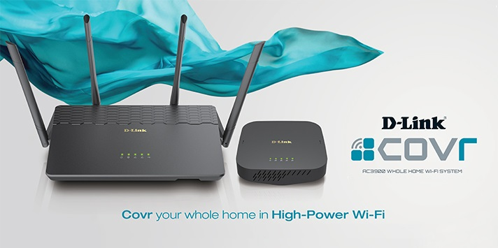 Image result for DLINK WIFI ROUTER&SEAMLESS EXTENDER AC3900(COVR-3902 )