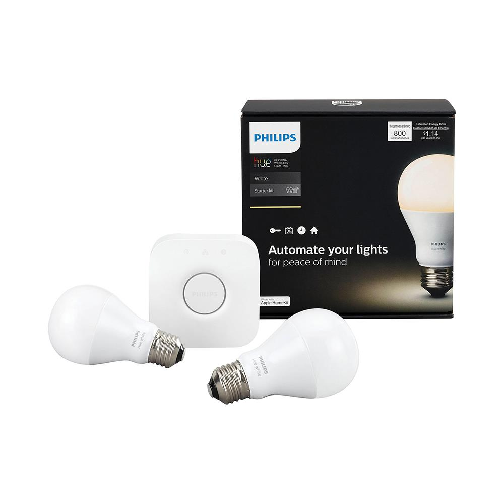 Philips Hue White A19 Starter Kit (458983) | Canada