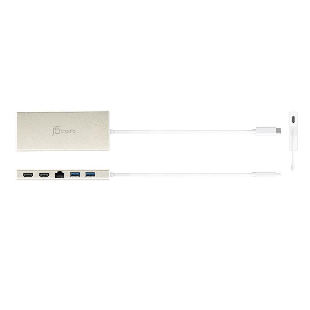 j5create JCD381 USB TYPE-C DUAL HDMI MINI DOCK | Canada