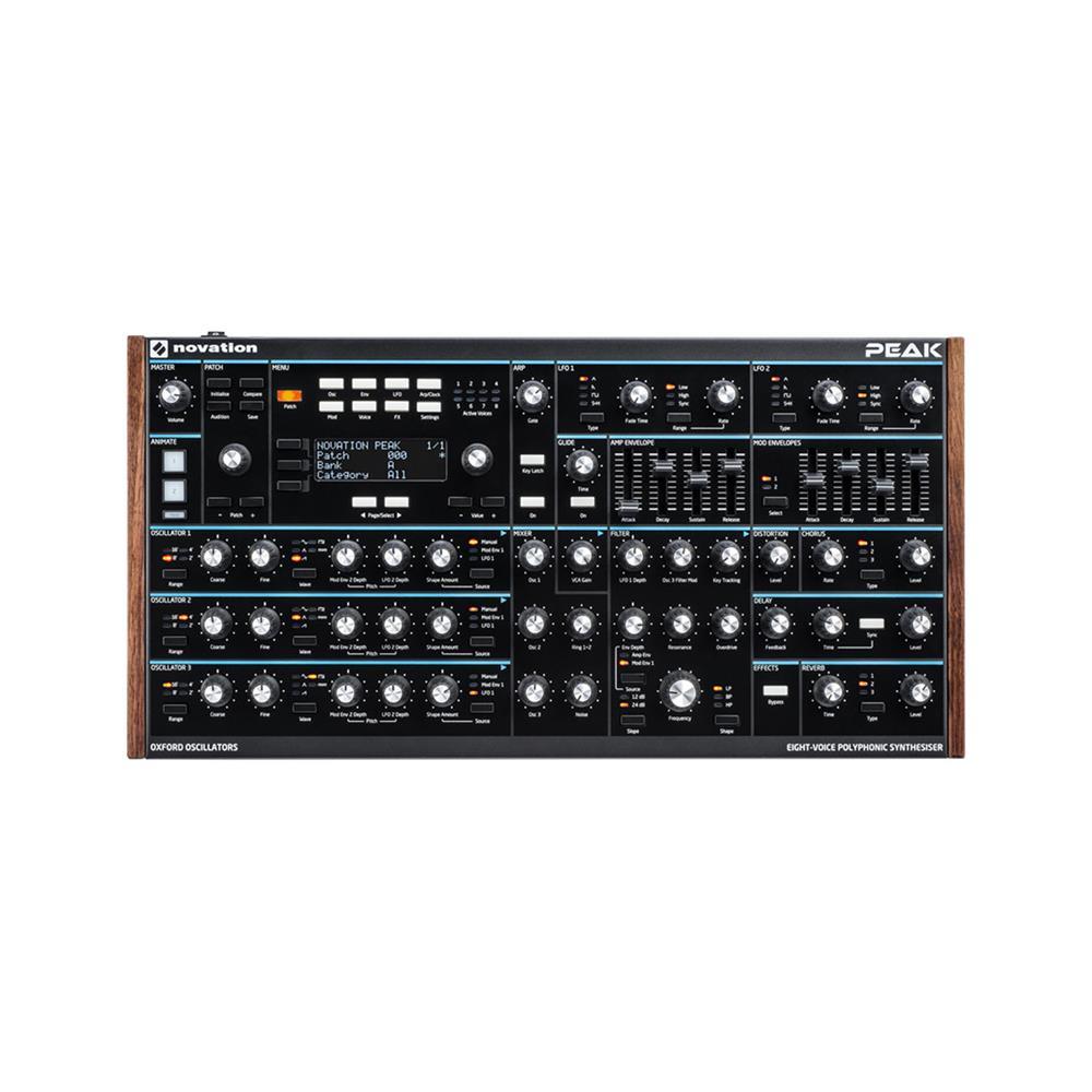 Novation Peak 8-Voice Polyphonic Synthesizer | Canada