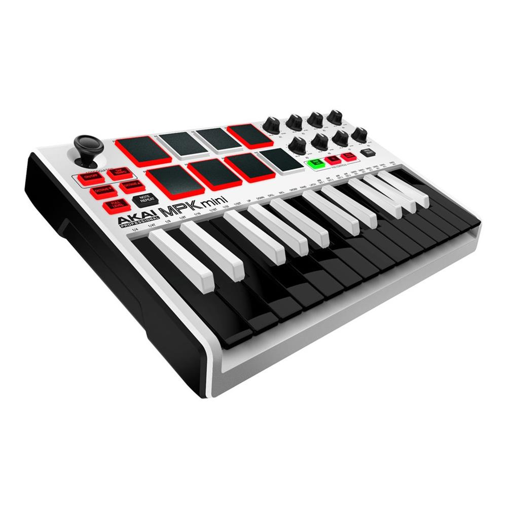 Akai Professional MPK mini MKII WHITE | Canada Computers