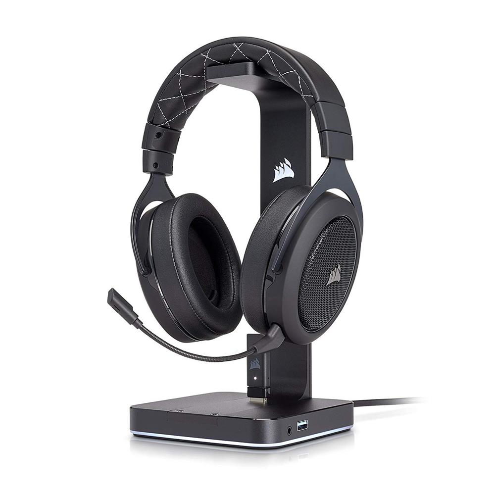 CORSAIR HS70 Wireless Gaming Headset Black | Canada