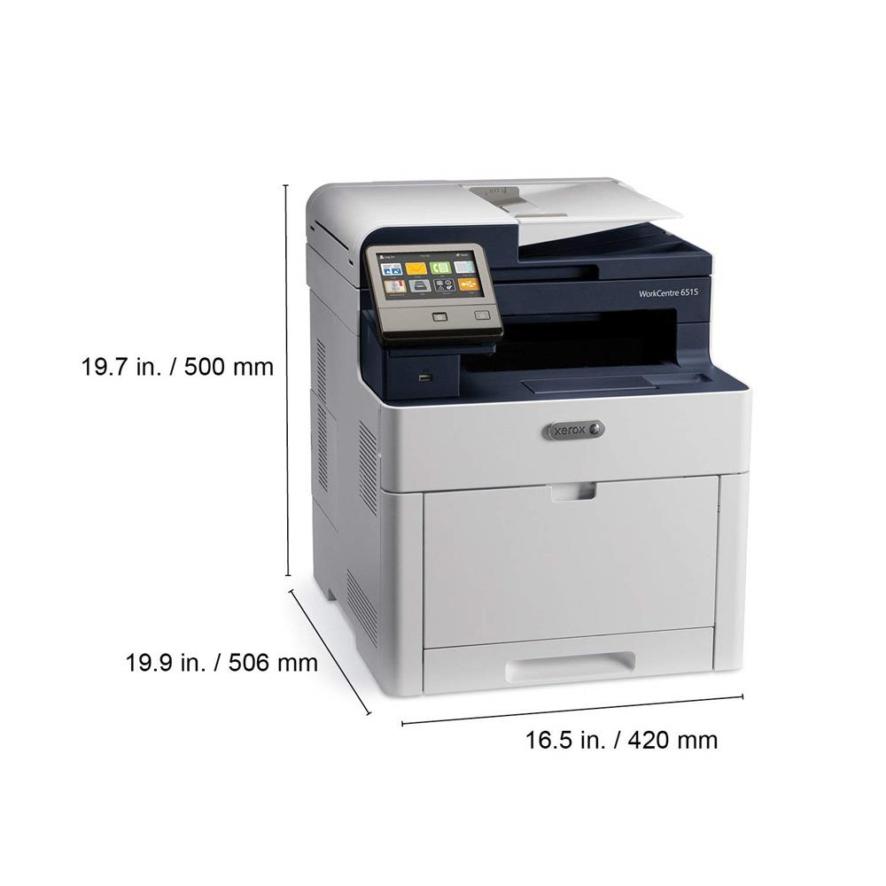 Xerox WorkCentre 6515/DN Color Laser Multifunction Printer | Canada