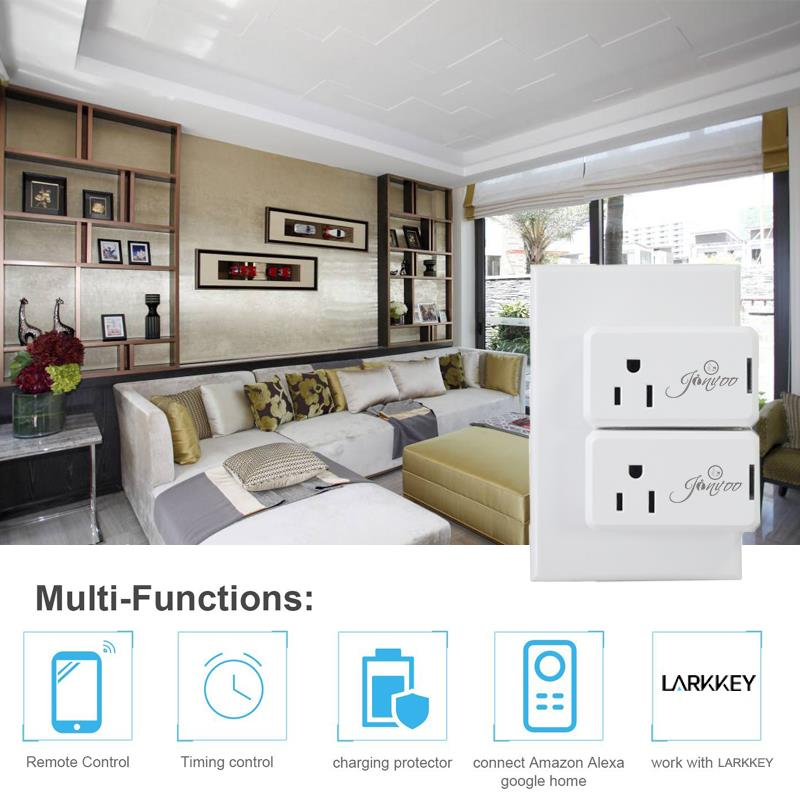 Jinvoo Wifi Smart Plug   Canada Computers & Electronics