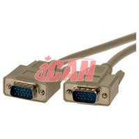 iCAN VGA Cable M/M - 15ft. (VGA-15MM-15)