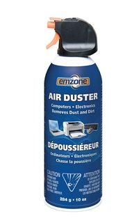 Emzone 47020 Air Duster 500 - Compressed Gas Duster, 10oz / 284g