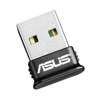 ASUS (USB-BT400) Bluetooth 4.0 USB Adapter | Up to 30 feet coverage | Support wireless music play | Micro Size