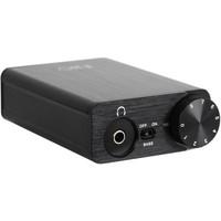 "FiiO E10K - USB DAC Headphone Amplifier | Handles PCM Files up to 24-bit/96 kHz | Selectable Bass Boost | Front-Panel 1/8"" Headphone Output | Coaxial Digital Output"