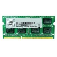 G.SKILL SL Series 8GB DDR3 1600MHz CL11 1.35V SODIMM (F3-1600C11S-8GSL)