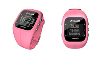 Image of POLAR A300 Fitness and Activity Monitor - Pink (90054238)   24/7 Activity Tracking   Fitness Test   Heart Rate   Smart Calories   Sleep Duration & Quality