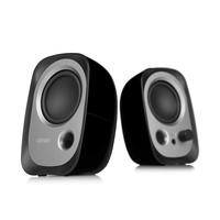 EDIFIER R12U - 2.0 PC Speakers, USB Powered , RMS: 2W x 2, Black