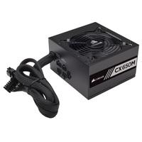 Corsair CX-M Series CX650M 650 Watt 80 PLUS Bronze Certified Power Supply (CP-9020103-NA)