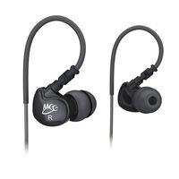 MEElectronics Sport-Fi M6 Memory Wire In-Ear Headphones (Black)