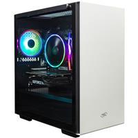 ARMOURY Gaming PC AMD Ryzen 5 3600 6-Core GeForce RTX 3060 500GB M.2 NVMe SSD 16GB RGB RAM WiFi Windows 10 Home