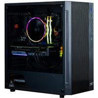 ARMOURY Gaming PC AMD Ryzen 5 5600X GeForce RTX 3060 Ti, WD 1TB NVMe SSD, 16GB RGB RAM, Wi-Fi Windows 10 Home
