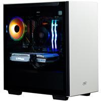 ARMOURY Gaming PC AMD Ryzen 5 5600X, GeForce RTX 3060, WD 1TB SSD M.2 NVMe, 16GB RGB RAM, Wi-Fi, Windows 10 Home