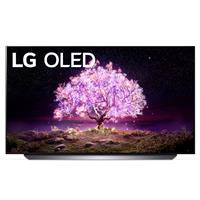 """LG 48"""" OLED48C1 4K Pixel Dimming a9 Gen 4 Processor Cinema HDR, Dolby Vision™ IQ and Dolby Atmos®, Optimized for Gaming"""