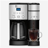 Image of Cuisinart Coffee Center 12-Cup Coffee Maker & Single-Serve Brewer