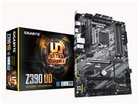 GIGABYTE Z390 UD LGA 1151 (Intel 8th and 9th Gen) Intel Z390  DDR4, 6x PCIe 3.0, USB 3.0, M.2, HDMI   Yellow LED, Ultra Durable ATX Motherboard