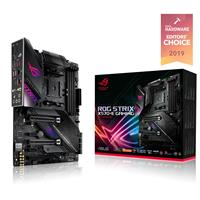 ASUS ROG STRIX X570-E GAMING AMD X570 ATX gaming motherboard with PCIe 4.0, 2.5 Gbps and Intel Gigabit LAN, Wi-Fi 6 (802.11ax), 16 power stages, dual M.2 with heatsinks, SATA 6Gb/s, USB 3.2 Gen 2 and Aura Sync RGB lighting