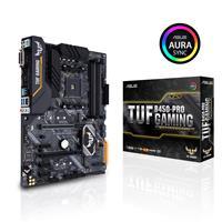 ASUS TUF B450-Pro Gaming AMD Ryzen 3 AM4 DDR4, HDMI, Dual M.2, USB 3.1 Gen 2 and AURA Sync RGB Lighting ATX Motherboard