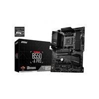MSI B550-A PRO AMD B550 Socket AM4 (Supports 3rd Gen AMD Ryzen™ Processors) ATX 4 DIMM DDR4, PCIE 4.0, GBLAN, Mystic Light JRAINBOW (ARGB)