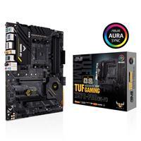 ASUS TUF GAMING X570-PRO (WiFi 6) AMD AM4 (3rd Gen Ryzen) ATX Gaming Motherboard (PCIe 4.0, 2.5Gb LAN, BIOS FlashBack, HDMI 2.1, USB 3.2 Gen 2, Addressable Gen 2 RGB header and AURA Sync)