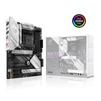 ASUS ROG Strix B550-A Gaming AMD AM4 (3rd Gen Ryzen) ATX Gaming Motherboard (PCIe 4.0, 2.5Gb LAN, BIOS FlashBack, Dual M.2 with heatsinks, Addressable Gen 2 RGB header and AURA Sync
