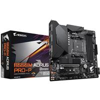 GIGABYTE B550M AORUS PRO-P (rev. 1.0), AMD AM4 B550, DDR4, Dual channel, PCIe 4.0 x16 Slot, Dual PCIe 4.0/3.0 x4 M.2 with One Thermal Guard, 2.5GbE LAN (B550M AORUS PRO-P)