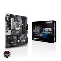 ASUS PRIME B365M-A DDR4 4 x DIMM | Multi-VGA output support | PRIME B365M-A