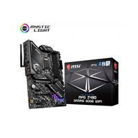 MSIMPG Z490 GAMING EDGE WIFI ATX Gaming Motherboard AX WIFI 6 Realtek 2.5G LAN Intel 10th Gen JRAINBOW ARGB
