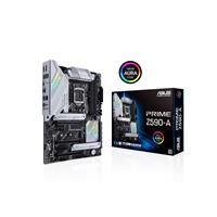 ASUS Prime Z590-A LGA 1200 Intel 10th Gen ATX motherboard 14+2 DrMOS power stages,3x M.2, Intel® 2.5 Gb LAN, USB 3.2 front panel Type-C, Thunderbolt™ 4, Aura Sync RGB lighting