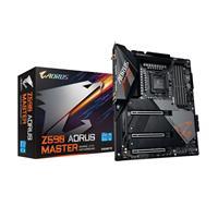 GIGABYTE Z590 AORUS MASTER LGA 1200 11th Gen ATX Motherboard True 18+1 Phases Power, 3x M.2 Intel Wi-Fi 6E USB Type-C